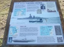 Drifter information board B Bell