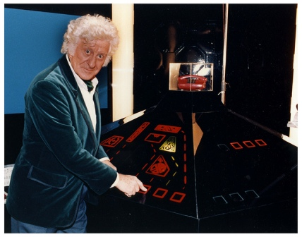 John Pertwee: Archives New Zealand