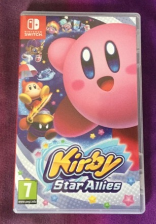 Kirby front