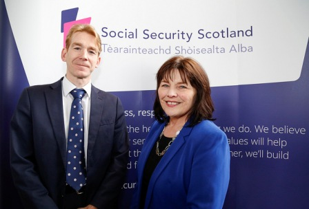 social security Scotland