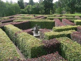 Star Maze Scone Palace Gardens