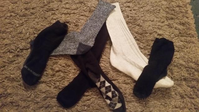 Off Socks