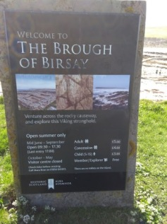 Brough of Birsay 5