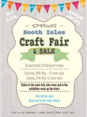 Craft Fair sooth Isles