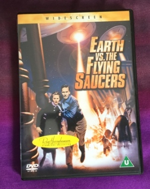 Earth vs The Flying Saucers 1