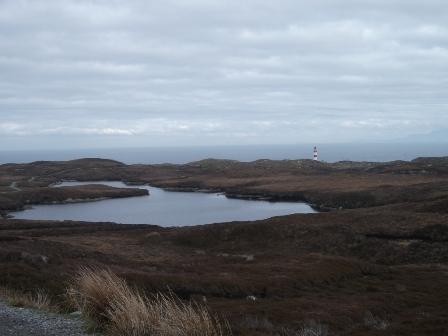Eilean Glas Lighthouse B Bell