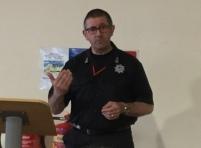 George Farquhar HIAL Chief Fire Officer