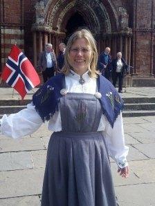 Norwegian Const Day 2 Ragnhild Ljosland