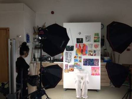 Orkney College digital art exhibition