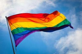Rainbow flag Benson Kua via Wikimedia Commons