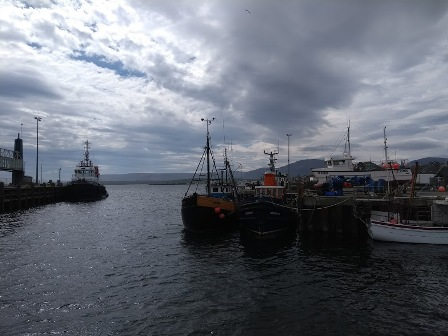 Stromness harbour