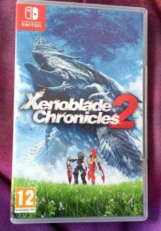 Xenoblade chronicles 2 F