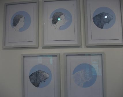 Callisto Hardiman exhibition B Bell