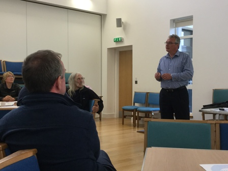 Community Conversations Alistair Buchan