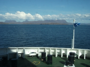 Ferry to Ullapool B Bell
