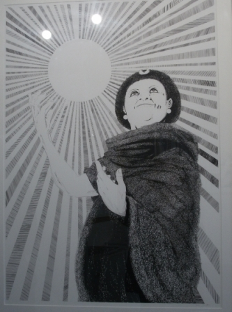 Hecate Hardiman exhibition B Bell