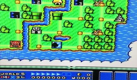 Mario World 1