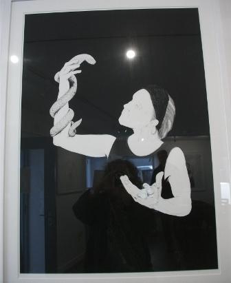 Medusa Hardiman exhibition B Bell