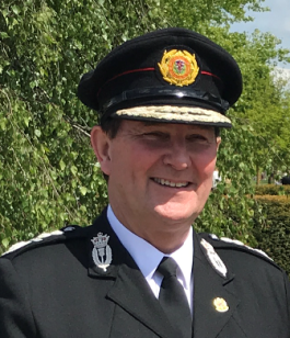 Simon Routh-Jones Chief Inspector Scottish Fire and Rescue Service