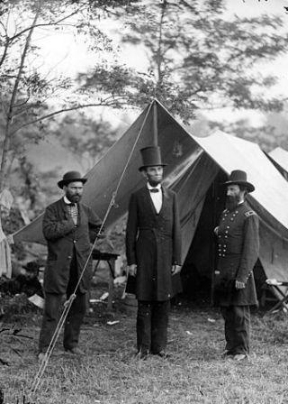 Pinkerton Lincoln McClernand