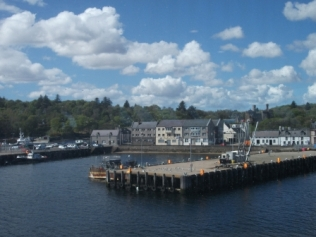 Stornoway to Ullapool Ferry B Bell