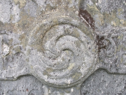 The Farr Cross - centre B Bell