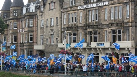 AUOB Inverness Kenny Armet