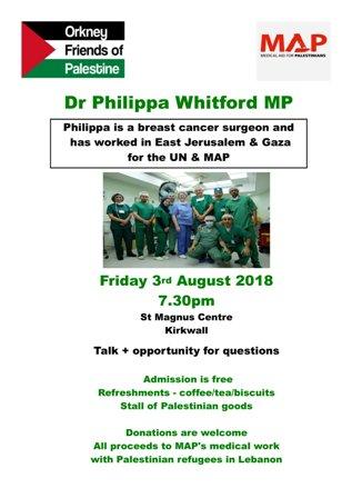 Dr Phillipa Whitford