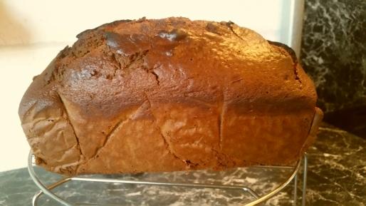 Helen's Gingerbread Cake