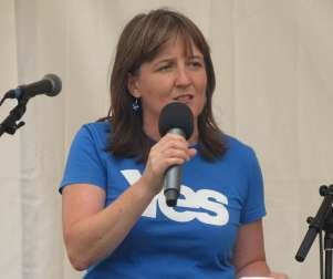 Maree Todd MSP, SNP