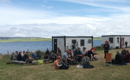 Ness of Brodgar - Diggers Rest B Bell