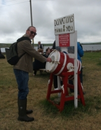 Ness of Brodgar - donations B Bell