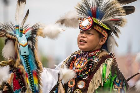 Prairie Island Indian Community Wacipi (Pow Wow) By Lorie Shaull