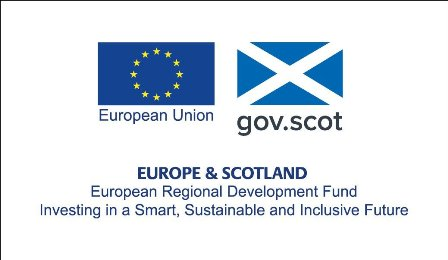 ERDF European Regional Development Fund