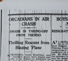 Headlines 3 plane crash Noel