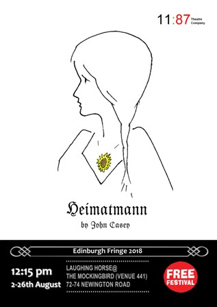 Heimantmann Edinburgh flyer front