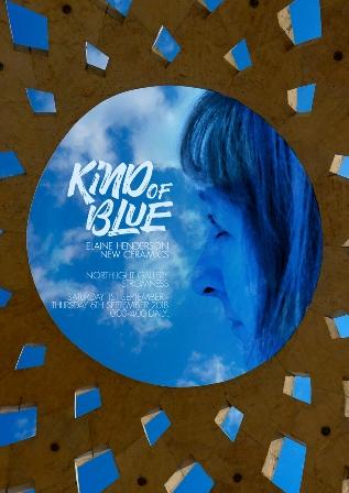 kind of blue Elaine Henderson Northlight