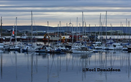 Kirkwall waterfront 2