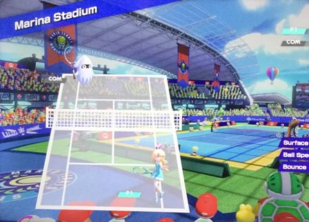 Mario Tennis Aces A