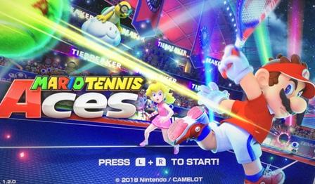 Mario Tennis Aces B