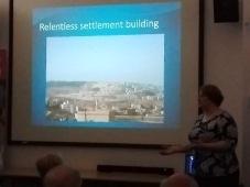 Philippa Whitford Gaza Talk