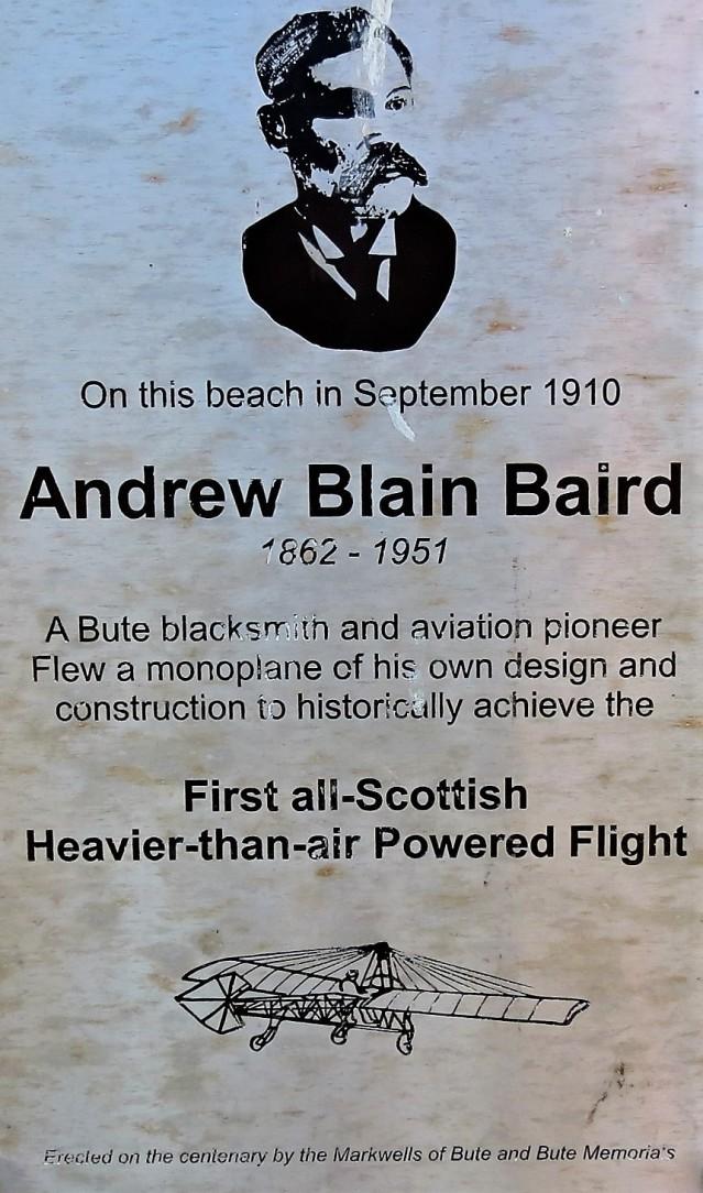 Etterick Bay Andrew Blain Baird
