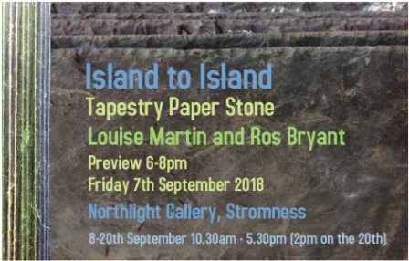 Island to Island invitation