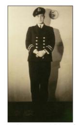 John Campbell merchant navy Arctic Convoy