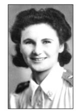 Kathleen Walker Merchant Navy WW2