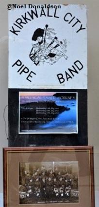 Kirkwall City Pipe band 1