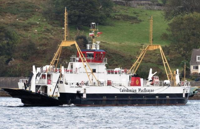 Rhubdach Ferry (Loch Dunvegan)