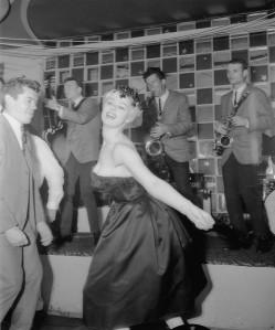 Sabrina_doing_the_Twist,_Peppermint_Lounge,_Sydney,_January_1962_-_Australian_Photographic_Agency_(3403038219)
