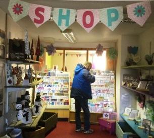 St Colm's Shop