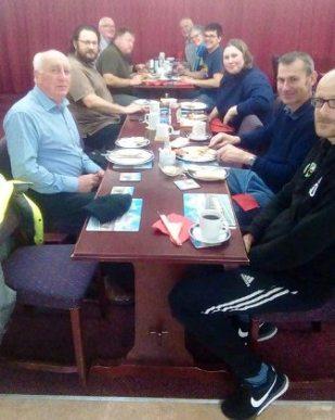 Veterans breakfast Sept